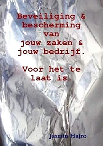 Beveiliging & bescherming van jouw zaken & jouw bedrijf.:  Voor het te laat is. (Work to shine Book 9) (Dutch Edition)