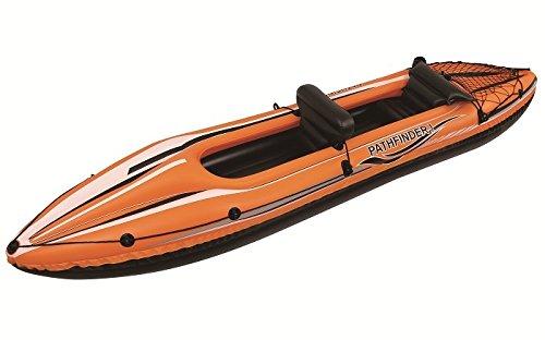 Jilong PATHFINDER I 2P 2 posti, kayak canoa gonfiabile...