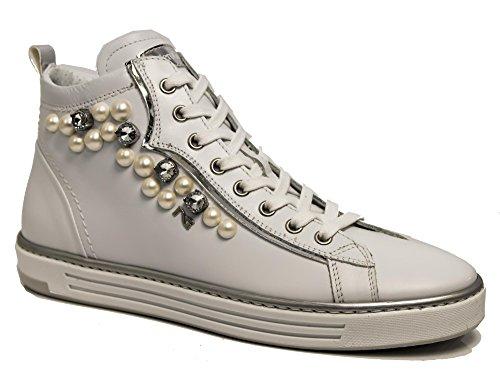 De Sneaker Sport Giardini Mid Chaussures 5271 Nero P805271d707 N0mw8nvO