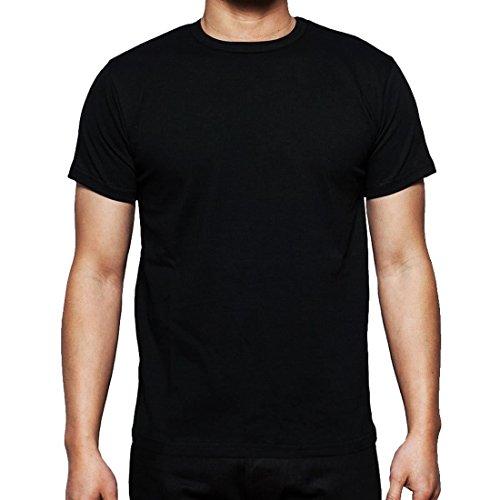 Gaffer Mens Lot Plain Cotton Blank T- Shirt Top (Multi Pack)