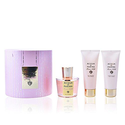 ACQUA PARMA Set Rosa Nobile Eau de Parfum 100 ml + Body Cr 75 + Shower Gel 75 ml