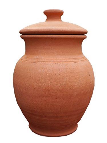 gauloise-pentola-in-ceramica-colore-bianco