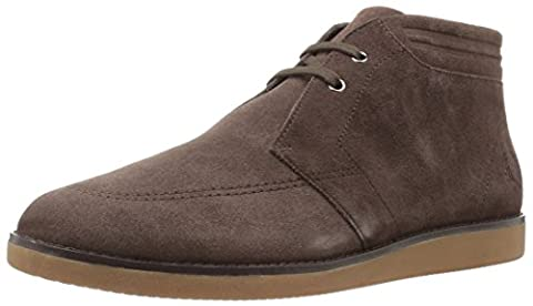 Fred Perry Authentics Southall Mid Suede Chukka Boots CHOCOLATE