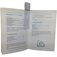 3 x Lupa de Bolsillo Fresnel para Lectura - Lupa para Coser - Lente de Bolsillo - Tamaño Marcapáginas