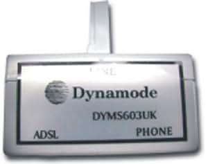 Dynamode ADSL Microfilter/ Splitter