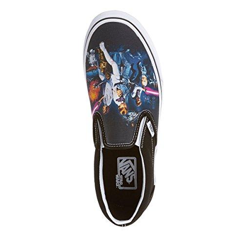 Vans U Classic, Unisex - Erwachsene Sneaker a new hope