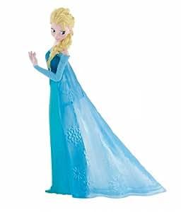 Bullyland - B12961 - Figurine Elsa - La Reine Des Neiges Disney - 10 cm