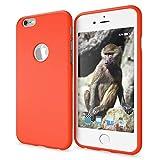 NALIA Coque Silicone Compatible avec iPhone 6 6S, Fine Housse Néon Protection Cover...