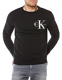 Calvin Klein - Sweat-shirt - Homme noir noir