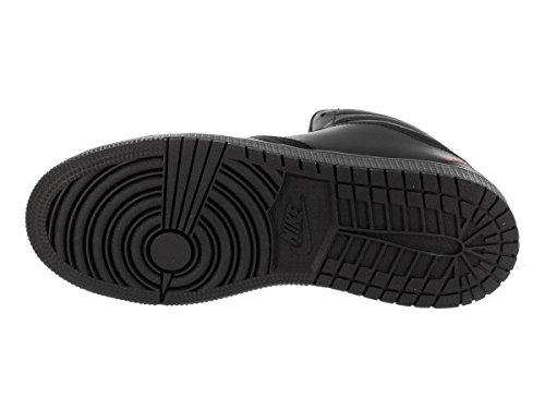 NIKE Jordan Heritage BG (GS) Sneaker Chaussures de sport Chaussures pour enfants Schwarz (Black/Gym Red/Anthracite)
