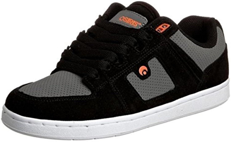 Osiris Skateboard Schuhe   OS 96  Black/Charcoal/Orange  Billig und erschwinglich Im Verkauf