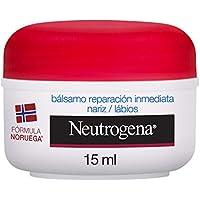 Neutrogena – Reparación Inmediata - Balsamo para nariz y labios secos o irritados – Alivio instantáneo – 15 ml