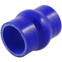 """45 mm (1"""") 5/accoppiatore 20,32 cm (8"""") Hump-Tubo flessibile in Silicone Silicone Hose-Tubo di aspirazione"""