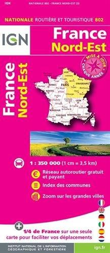 802 FRANCE NORD - EST
