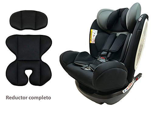 Comprar silla de coche grupo 0 1 2 3 isofix star ibaby - Silla de coche grupo 2 3 isofix ...