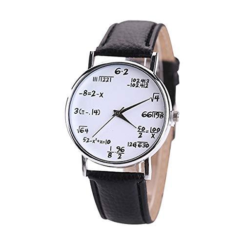 Reloj Pulsera Con Problemas Matemáticas résoudre-Símbolos