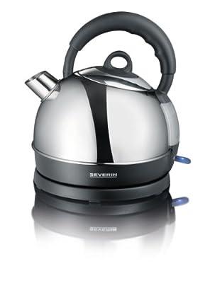 Severin - 3349 - Bouilloire - 2000 W - 1,7l.l - noir / inox