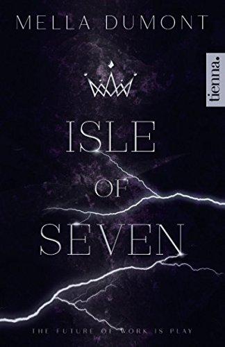 Buchcover Isle of Seven (Die Siebenstern-Dystopie, Band 1)