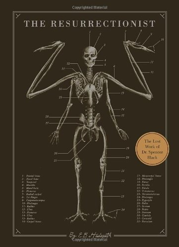 The Resurrectionist: The Lost Work of Dr. Spencer Black by Hudspeth, E. B. (2013) Hardcover