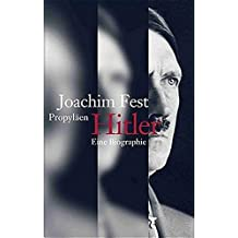 Hitler by Joachim C. Fest (2002-08-06)