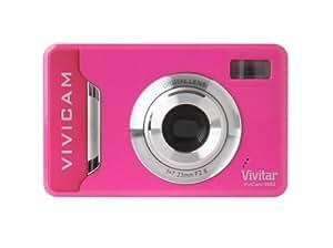 Vivitar V5022 5.1Mp Digital Camera in Pink