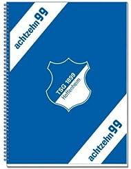 TSG 1899 Hoffenheim Collegeblock