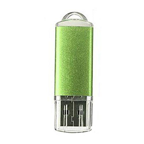 2TB/1TB/512GB/256GB/128GB USB Flash Drive Speicher USB Stick U Disk Pen Drive Stick grün 2 TB
