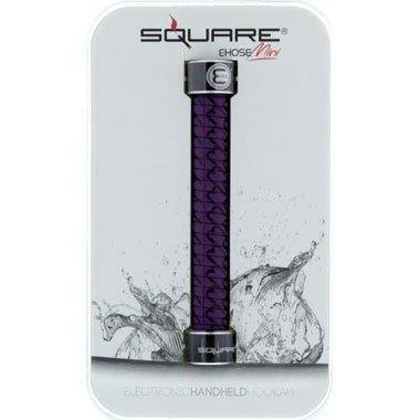 Square E-Hose Mini E-Shisha elektronische Shisha eHose (Lila (Purple)) von Square