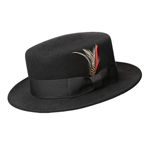 Gububi Mode Unisex Top Wollmütze Party Dress up Hüte für Erwachsene Kostüm Party Magic Hats für Männer Frauen - ()