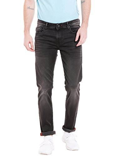 KILLER Men's Skinny Fit Jeans (E-9545 MARTIN SKFT TRNNR_Grey_38W x 34L)  available at amazon for Rs.2099
