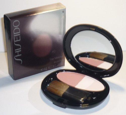 Make-up Blush Duo (Shiseido The Makeup Blush Duo 6 - Rose 6g)