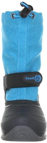 Kamik WATERBUG5G, Bottes de Neige mixte enfant Turquoise-TR-H2-1