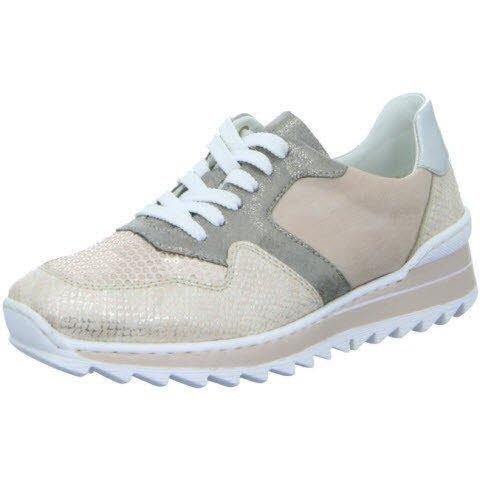 af1122be3be5 Rieker Damen Sneaker Rosa (Metallic), Schuhgröße EUR 42
