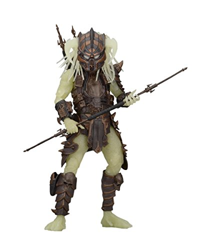 Neca Predator Maßstab Serie 16 Stalker Glow in The Dark Action Figur, 17,8 cm