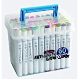 #10: HS Superior Art Dual Tip Markers (Set of 60)