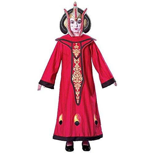 Star Wars Deluxe Damen Kostüm Königin Amidala - -