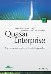 Quasar Enterprise: Anwendungslandschaften serviceorientiert gestalten