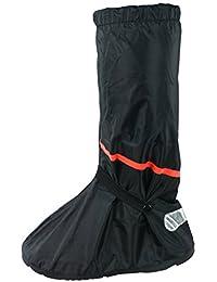 Fashion lluvia nieve cremallera PVC reutilizable mujeres hombres alta/baja botas regla impermeable Protector antideslizante resistente al desgaste zapatos plegable resistente al agua cubierta
