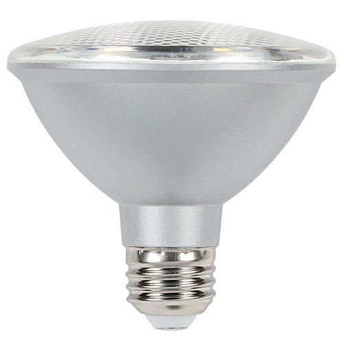 Westinghouse 4316000ersetzt 75W PAR30Flood dimmbar cool Helle LED Energy Star Glühlampe mit Medium Boden