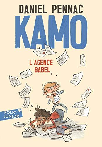 Une aventure de Kamo, 3:Kamo. L'agence Babel par Daniel Pennac