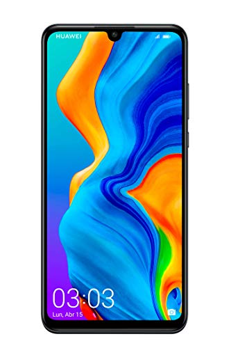 huawei p30 lite midnight black 6.15 4gb/128gb dual sim
