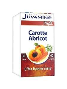 Juvamine Carotte Abricot 60 Gélules