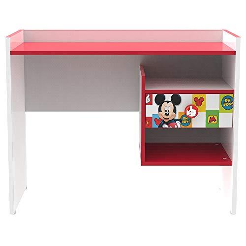 Stor - Mesa - Escritorio para Niños, Mickey Mouse Icons, Disney - Dimensiones: 79,5 X 100 X 50 cm. - Varios Personajes