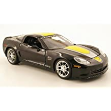 Chevrolet Corvette Z06 GT1, nero, commemorative edizione , 2009, modello di automobile, modello prefabbricato, Maisto 1:24 Modello esclusivamente da collezione