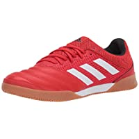 adidas Men's Copa 20.3 in Sala Football Shoe, Active red/FTWR White/core Black, 11 M US