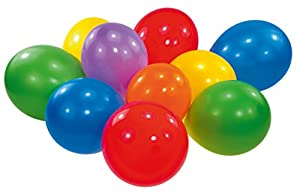 Party Discount Everts Ballon 45510  - Globos, redondo, 10 piezas