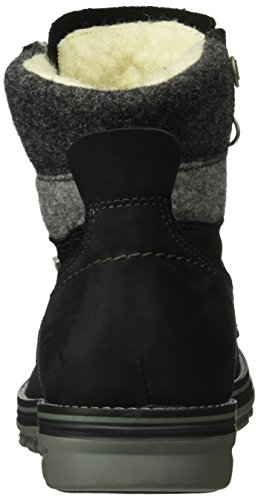 Tamaris Damen 26270 Combat Boots Schwarz (Black Comb 098) q1yizb