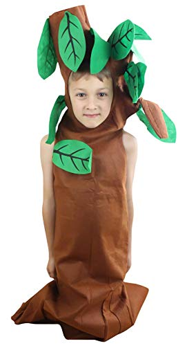 Petitebelle Obst Gemüse Halloween Weihnachten Kostüm-Satz-Party Unisex Erwachsene Wear Einheitsgröße Baum (Erwachsene Für Baum-halloween-kostüm)