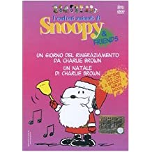 Dvd i cartoni animati di snoopy friends n° hobby work