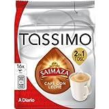 Tassimo Saimaza Café con Leche 16 unidades